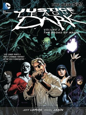 cover image of Justice League Dark (2011), Volume 2