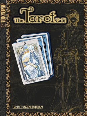 cover image of The Tarot Cafe, Volume 3