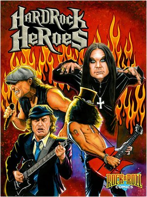cover image of Hard Rock Heroes