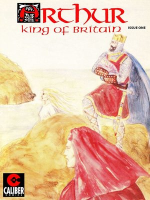cover image of Arthur: King of Britain, Issue 1