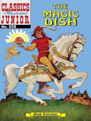 cover image of The Magic Dish