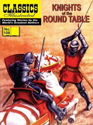cover image of Knights of the Round Table