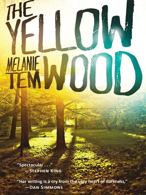 cover image of The Yellow Wood