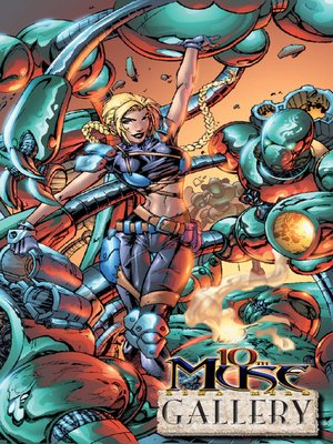 cover image of 10th Muse Cover Gallery, Issue 1