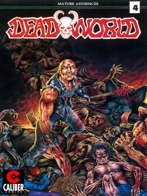 cover image of Deadworld, Volume 2, Issue 4