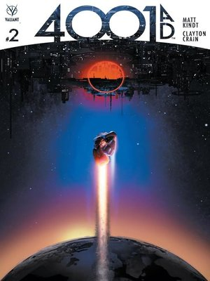 cover image of 4001 A.D. (2016), Issue 2