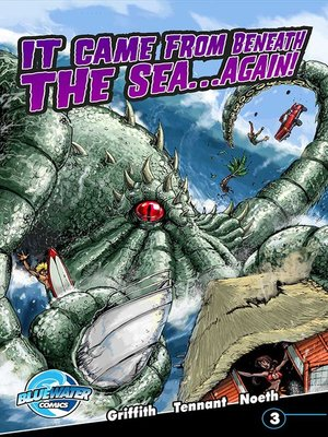 cover image of Ray Harryhausen Presents: It Came From Beneath the Sea... Again!, Issue 3