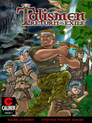 cover image of Talismen: Return of the Exile, Issue 1
