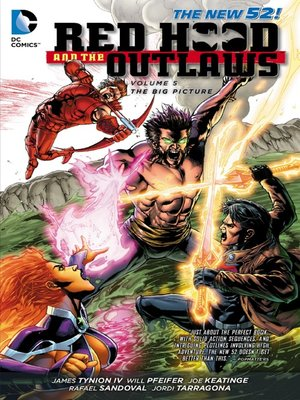 cover image of Red Hood and the Outlaws (2011), Volume 5