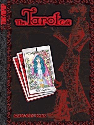cover image of The Tarot Cafe, Volume 1