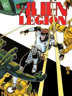 cover image of Alien Legion (1984), Issue 13