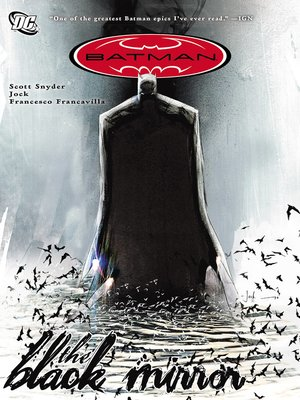 cover image of Batman: The Black Mirror
