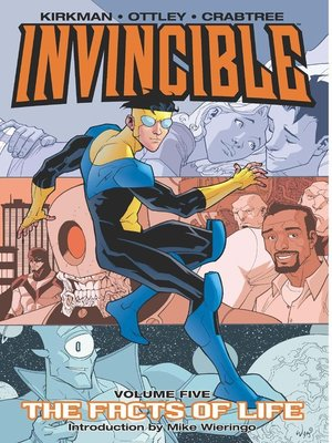 cover image of Invincible (2003), Volume 5