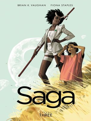 cover image of Saga, Volume 3