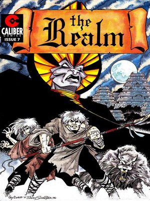 cover image of The Realm, Issue 7