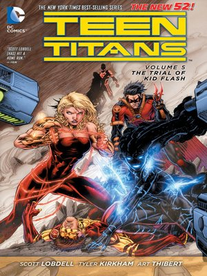 cover image of Teen Titans, Volume 5