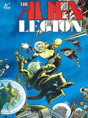 cover image of Alien Legion (1984), Issue 6