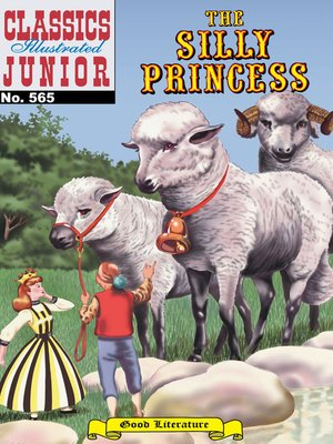 cover image of The Silly Princess