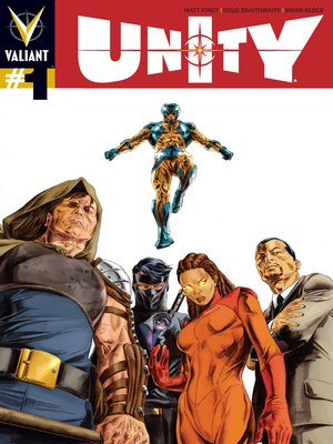 cover image of Unity (2013), Issue 1
