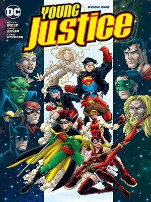 cover image of Young Justice (1998), Book One