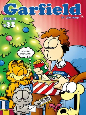 cover image of Garfield, Issue 32