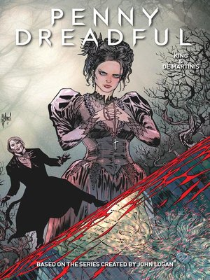 cover image of Penny Dreadful (2016), Issue 5