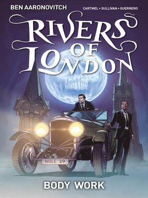 cover image of Rivers of London: Body Work (2015), Issue 2