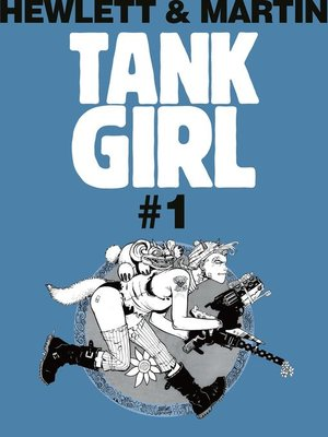 cover image of Classic Tank Girl, Issue 1