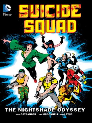 cover image of Suicide Squad (1987), Volume 2