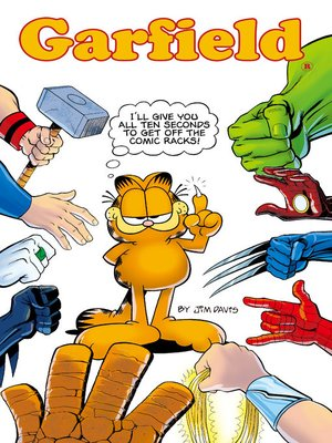 cover image of Garfield, Volume 2