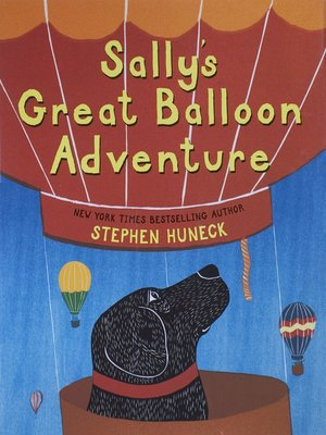cover image of Sally's Great Balloon Adventure