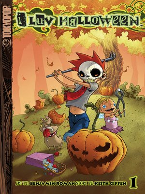 cover image of I Luv Halloween, Volume 1