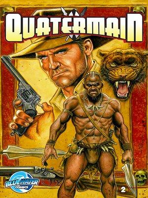 cover image of Quatermain, Issue 2