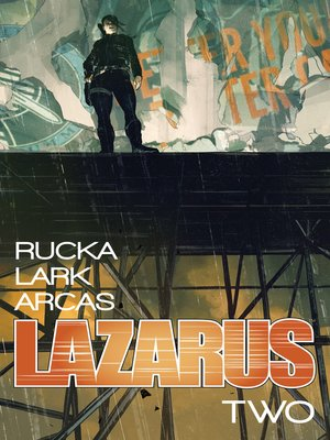 cover image of Lazarus (2013), Volume 2