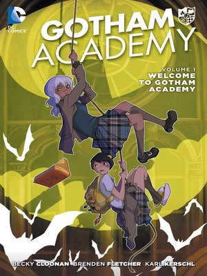 cover image of Gotham Academy (2014), Volume 1
