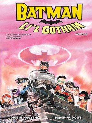 cover image of Batman: Li'l Gotham (2013), Volume 2