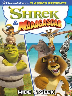 cover image of DreamWorks Classics, Volume 1