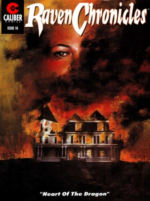 cover image of Raven Chronicles, Issue 16