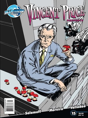 cover image of Vincent Price Presents, Issue 15