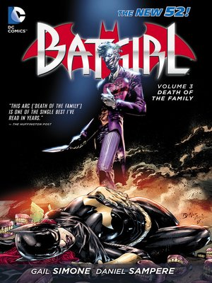 cover image of Batgirl (2011), Volume 3