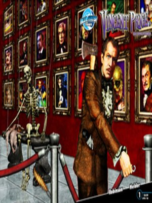 cover image of Vincent Price Presents Gallery 1