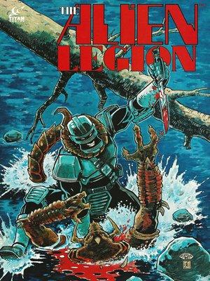cover image of Alien Legion (1984), Issue 8
