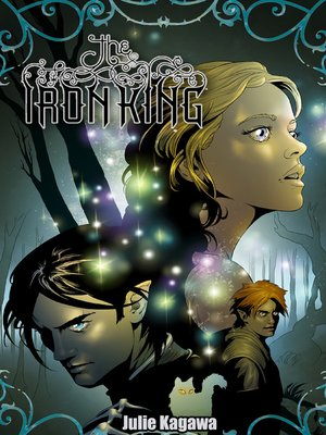 cover image of The Iron King, Collected Edition