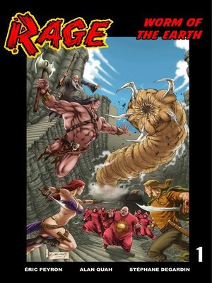 cover image of Rage, Book 1
