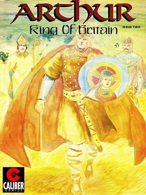 cover image of Arthur: King of Britain, Issue 2