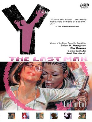 cover image of Y: The Last Man - Girl on Girl