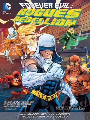 cover image of Forever Evil: Rogues Rebellion