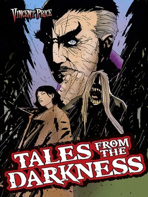 cover image of Vincent Price: Tales from the Darkness, Issue 1