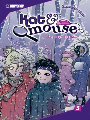 cover image of Kat & Mouse, Volume 3