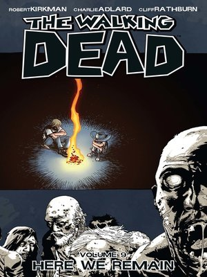 cover image of The Walking Dead, Volume 9